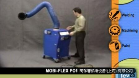 经济节能型移动式焊烟净化器