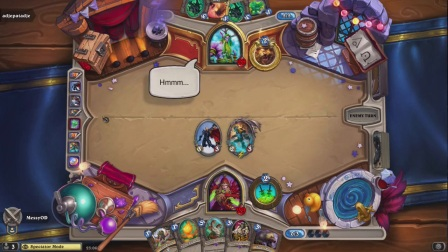 WESG Benelux Finals - Hearthstone - Game 3