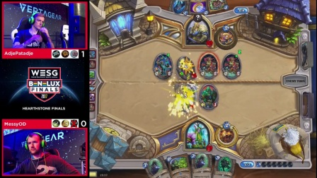 WESG Benelux Finals - Hearthstone - Game 2