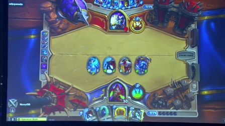 WESG Benelux Finals - Hearthstone - Game 5