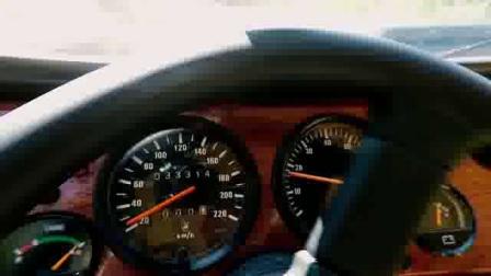 兰博基尼LM002测试驾驶员