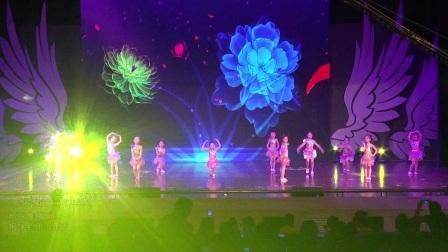 江西南昌小海鸥艺术学校少儿舞蹈《花裙子飘起来》|南昌舞蹈培训学校
