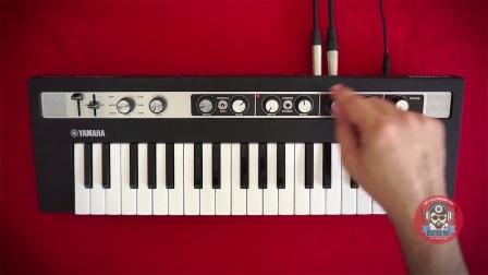 Yamaha Reface CP迷你合成器演示——键盘中国论坛