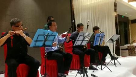 民乐小合奏——茉莉花