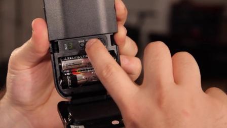 舒尔BLX无线系统_扫描和更改频率
