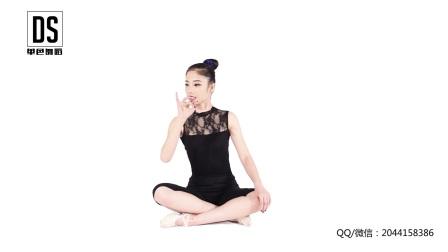 单色舞蹈中国舞古典舞身韵视频《冰菊物语》分解教学第2讲    长沙哪里有比较实惠的舞蹈培训学校