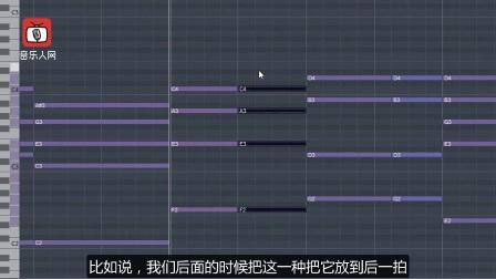 律动如何运用在钢琴上 编曲教程