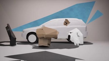 Volvo Art Session 2014 Timelapse