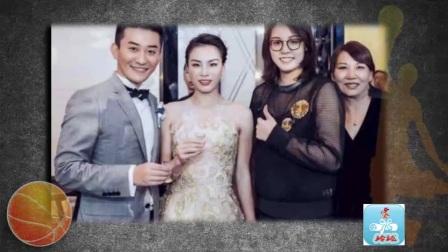 吴敏霞夫妇办婚礼,郭晶晶霍启刚出席,并且还带上了霍启山