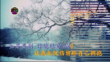 视频歌曲:雪景K歌《你若安好我不打扰》老玩童