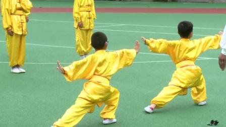 小学体育人教版三四年级《7.穿掌(2课时)》辽宁胡志强