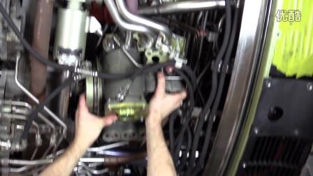 GE90 润滑和回油泵拆装 Lube & Scavenge Pump_