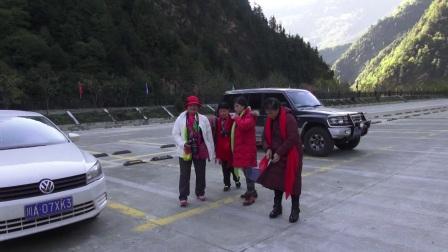 狼先生的故事 自驾游 阿坝藏族 羌族自治州 黑水县卡龙沟..