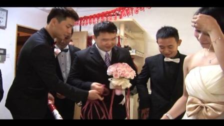 赵铭 冯晓琦 结婚典礼 2012年