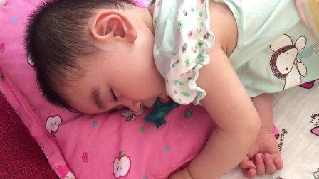 我的茉莉也睡了