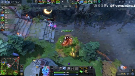 【Mineski VS Immortals Bo3#2】PGL布加勒斯特Minor半决赛【FreeAgainDota2比赛解说】