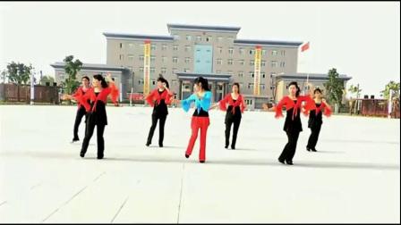 双人舞 舞蹈 教学广场舞 山歌好比春江水