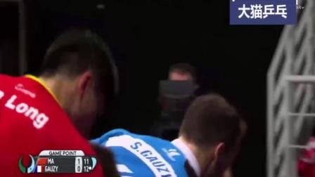 龙大将军-2017世界杯季军马龙vs西蒙高茨