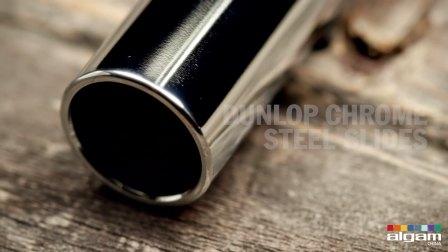 Dunlop Chrome Steel Slide Add