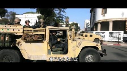 《红海行动》拍摄花絮 被称为华语片史上最大规模的拍摄