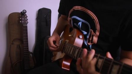 电吉他改编:都选C – 《缝纫机乐队》(祁杉改编)