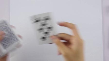 思维训练,随机抽取四张牌,加减乘除都可用,你能用多久算出24点