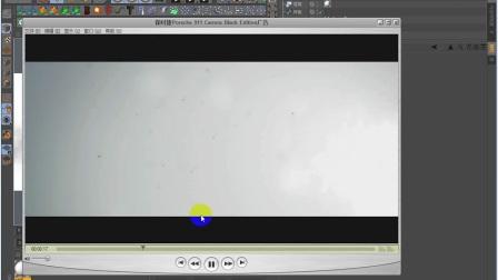实战项目——使用C4D TFD制作水墨粒子宣传片案例解析全集