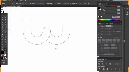 LOGO设计教程:基于尺规的标志设计