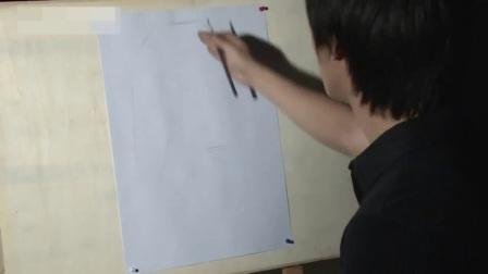 零基础自学素描单个静物素描_石膏几何体图片_铅笔速写基础素描教程