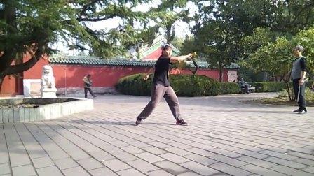 北京棍舞宋迪龙 双节棍秀