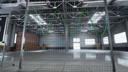 SIKERY-3600振动电缆报警系统演示