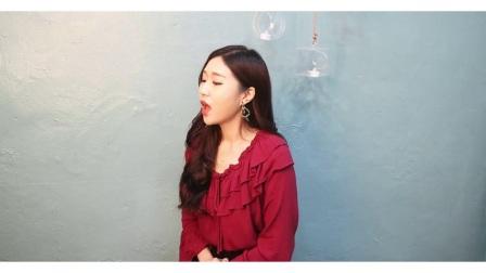 雨中女孩(韩国语版)Em Gái Mưa (Korean Cover)演唱 : Jin Ju
