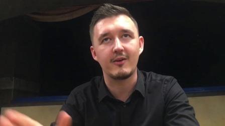 英格兰公开赛专访——威尔森击败肖国栋