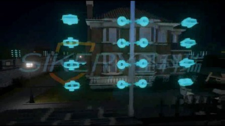 定制化电子围栏-夜光绝缘子电子围栏