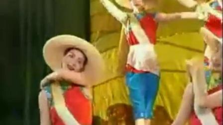 经典舞蹈《丰收歌》(4个版本:1964年、21世纪等) 高清