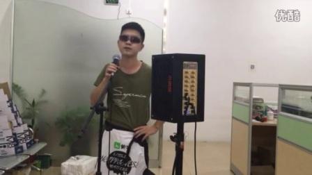 米高音箱 专业户外音响  林伏虎 演唱  朴树《平凡之路》