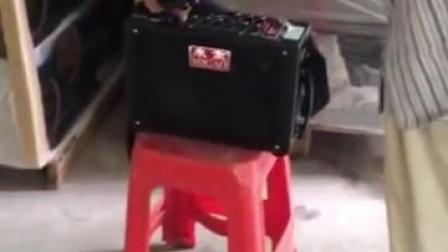 米高音箱 专业户外音箱  米高MG831A   金山大叔试音