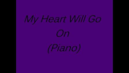 My Heart Will Go On (Piano Instrumental)