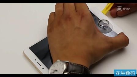 小米max2换电池视频教程 MI Max2手机更换内置电池拆机详细说明图解
