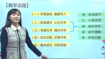 部编版小学语文说课视频《怎么都快乐》