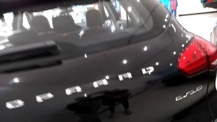 猎豹汽车CS10黑色2017