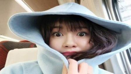 陈赫老婆秀自拍照,网友却被她的婚戒吸引,吐槽陈赫太小气!