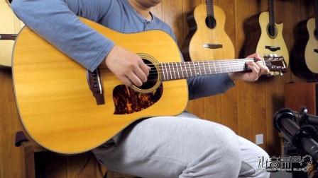 手工吉他SUMI D 评测视频 沁音原声