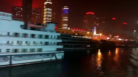 宜昌夜游三峡—2