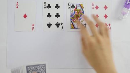测试你的数学能力:随机给你发四张牌,10秒内算出24点算你厉害