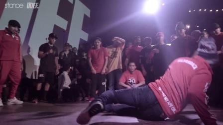 【5BBOY】Havikoro vs Take it Easy vs 3D Bboys ▶︎ .stance x Bboy City 23