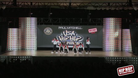 【5HIPHOP】Resonate - Coolidge, AZ (Adult Division) at HHIUSA 2017 Finals