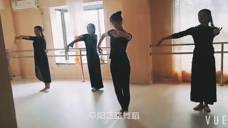 阜阳艺路成人古典舞蹈思美人