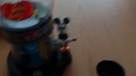 哈利波特怪味豆和吉利贝的扭糖果机(下)