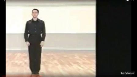 国标舞-拉丁舞桑巴教学(布莱恩&卡伦讲授-中文配音Reasonfinder)